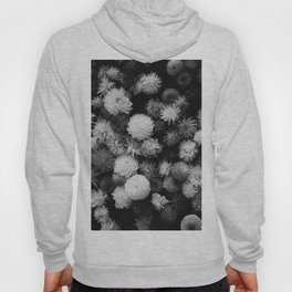 In Bloom (Black and White) Hoody