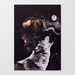 The Howl Canvas Print