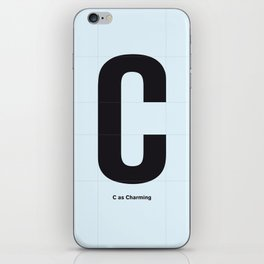 some character 003 iPhone Skin