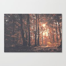 Precious Autumn Canvas Print