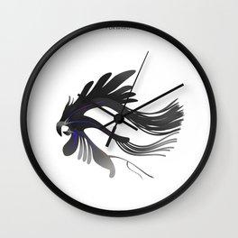 Forward II Wall Clock