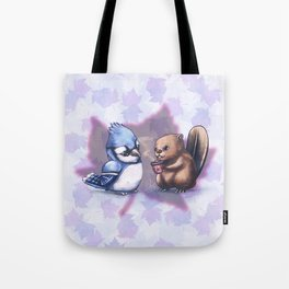 Canada Day - Coffee? Tote Bag
