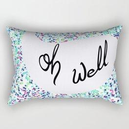 Oh well dear Rectangular Pillow