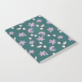 Floral Melody Notebook