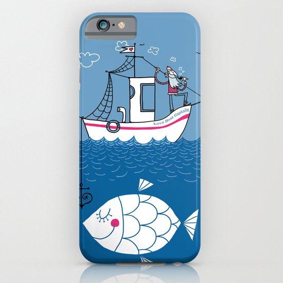 Love Boat Captain iPhone & iPod Case