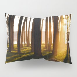 Scenic sunset Pillow Sham