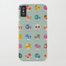 How to Tell A Poison Mushroom iPhone X Slim Case