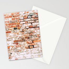 Bricked Stationery Cards