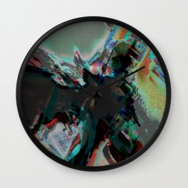 Maenad Wall Clock