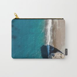 Colours of Summer - Petra tou Romiou Carry-All Pouch