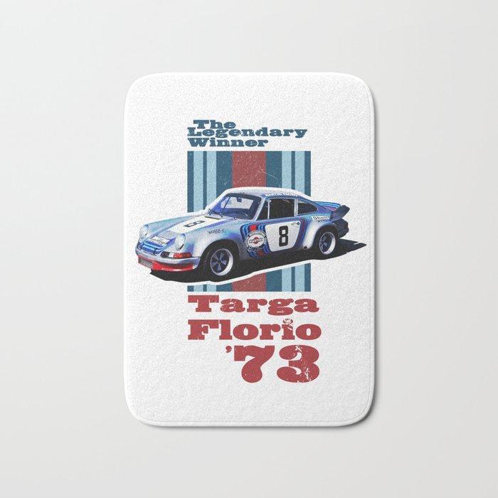 Targa Florio 73 Bath Mat