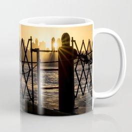 Staten Island Ferry: Sunrise Coffee Mug