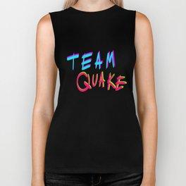 Team Quake.  Biker Tank