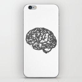 Brain Activity iPhone Skin
