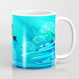 Light Of Mermaid Coffee Mug
