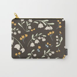 Whispering Lily Carry-All Pouch