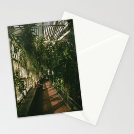 Over Grown Hallway Stationery Cards