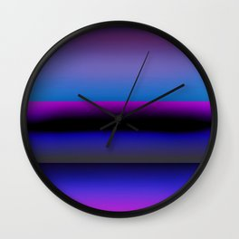 Scape Wall Clock
