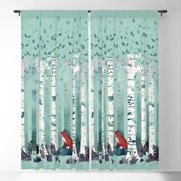 The Birches Blackout Curtain