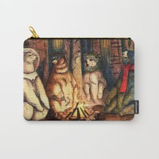 Camp Meeting By Helen Green Carry-All Pouch