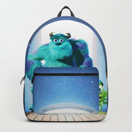 monster inc Backpack