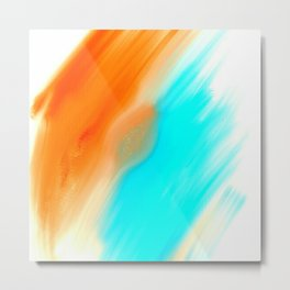 Complementary Metal Print