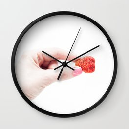 Morango Wall Clock