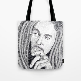 Marley - Word Art Tote Bag