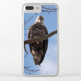 Eagle Eye Clear iPhone Case
