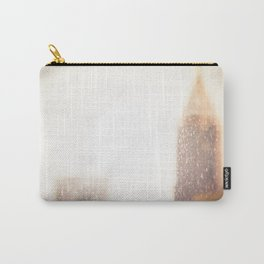 Buildings With a Touch of Gold 1 Carry-All Pouch
