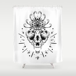 Naturaleza Muerta. Shower Curtain