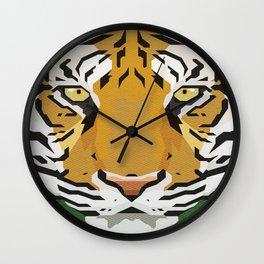 TIGER TIGRE Wall Clock