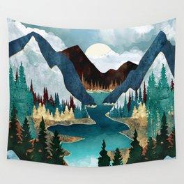River Vista Wall Tapestry