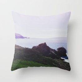 completely different but all the same Throw Pillow