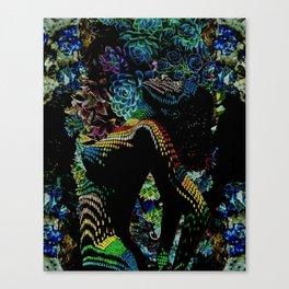 Succulent Succubus Canvas Print
