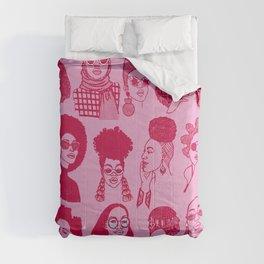 Babes of Summer Comforters