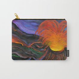 Madame Pele Carry-All Pouch