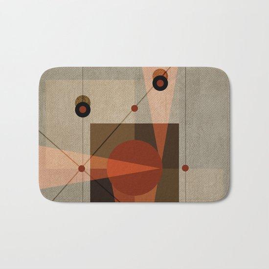 Geometric/Abstract 21 Bath Mat
