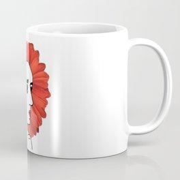Back Flowering Coffee Mug