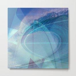 Surf Boards Dream Metal Print