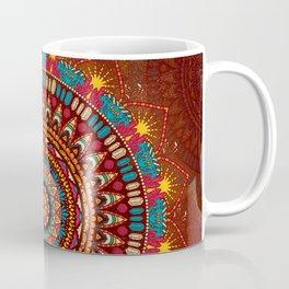 Crystalline Harmonics - Tribal Coffee Mug