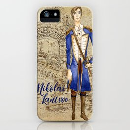 Nikolai Lantsov iPhone Case