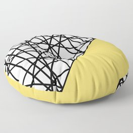 Lazer Dance YY Floor Pillow