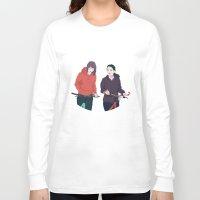 bike Long Sleeve T-shirts featuring BIKE by ketizoloto