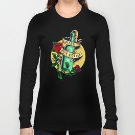 Rise the Bottle Long Sleeve T-shirt