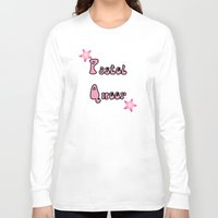 queer Long Sleeve T-shirts featuring Pastel Queer by Paris Noonan