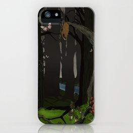 The Eastern Pipistrelle Bat iPhone Case