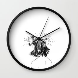 Nothing Wall Clock