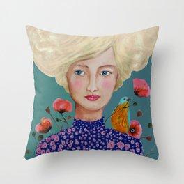 camilla Throw Pillow
