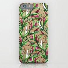 Floral Pattern Slim Case iPhone 6s
